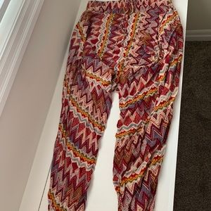 Colourful Buddha Harem Pants